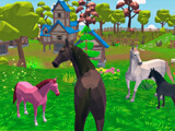 Horse Family: Animal Simulator 3D