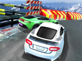 Ice Rider Racing Cars