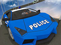 Impossible Police Car Track 3D 2020