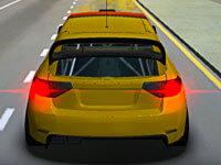 3D Desert Racer