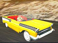 Crazy Taxi Drive 3D