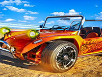 Beach Buggy Racing: Buggy of Battle