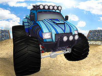 Monster Truck Freestyle 2020