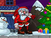 Santa Run Challenge