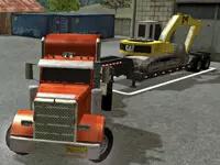 18 Wheeler Cargo Simulator 2