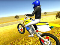 Motocross Simulator 2