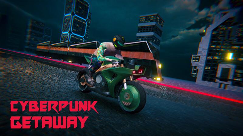 Cyberpunk Getaway