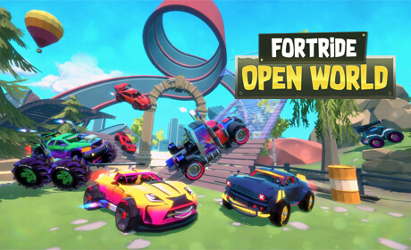 Play Fortride: Open World